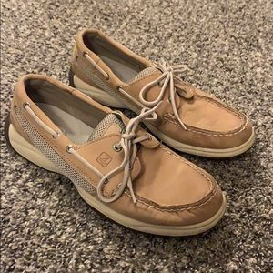 EUC Sperry Top-Sider Boat Shoes